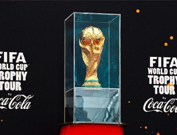 Coca-Cola trae la Copa del Mundo a la Argentina