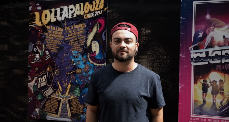 DJ Who Lollapalooza Argentina loqueva