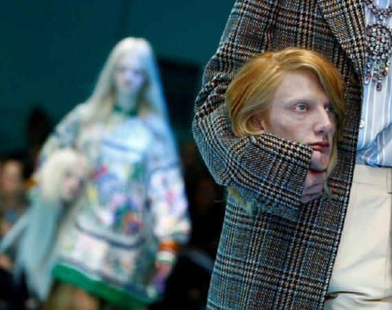 Gucci Milan Fashion week