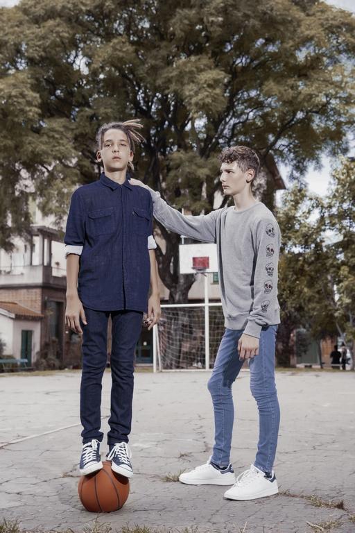 Block Party, la colección otoño invierno 2018 de Levi's