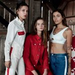 Millie Bobby Brown Paris Jackson campaña Calvin Klein (1)