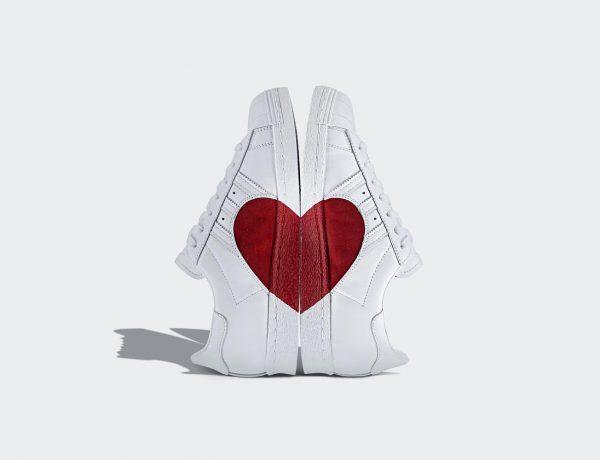 adidas superstar corazon