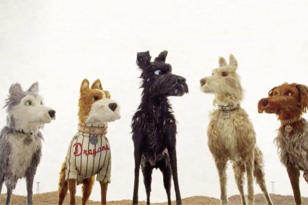"""Nuevo tráiler de """"Isle of Dogs"""" de Wes Anderson"""