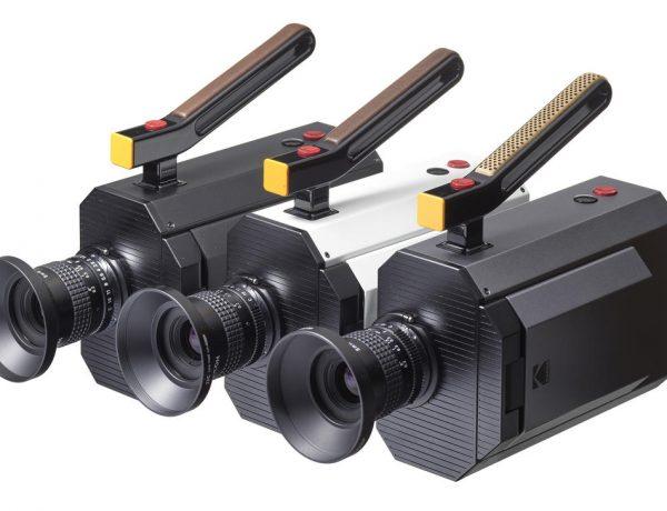 Kodak resucita la cámara Super 8