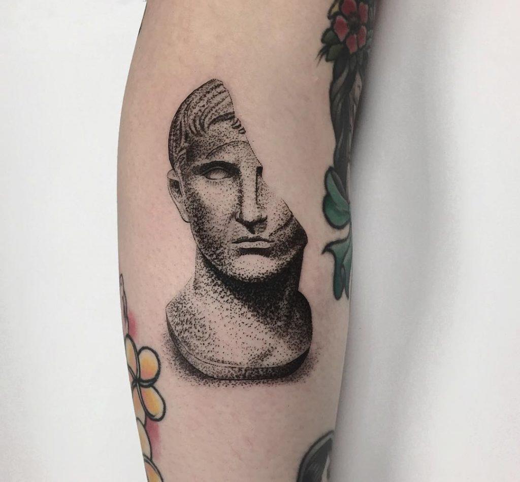 tatuajes en blanco y negro por Charley Gerardin (21)