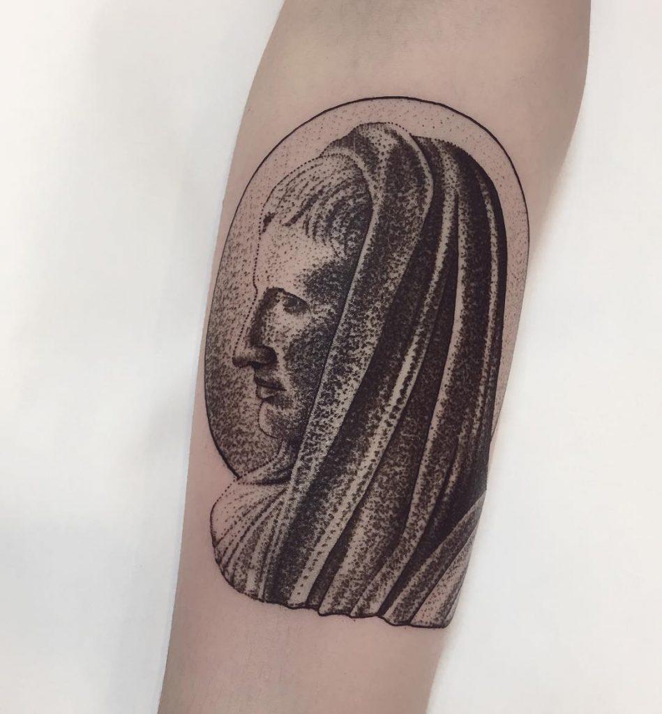 tatuajes en blanco y negro por Charley Gerardin (31)