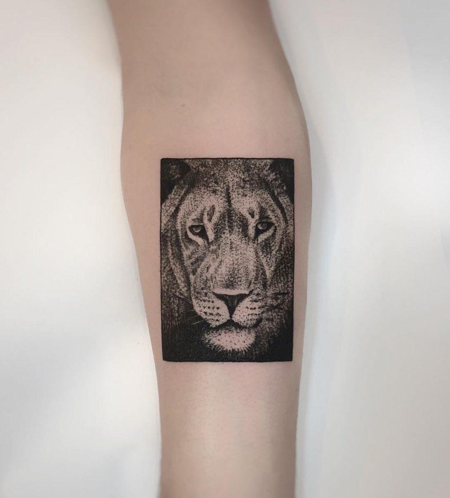 tatuajes en blanco y negro por Charley Gerardin (36)