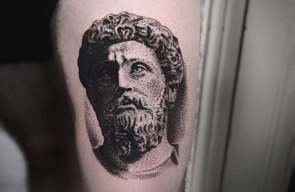 tatuajes en blanco y negro por Charley Gerardin (41)