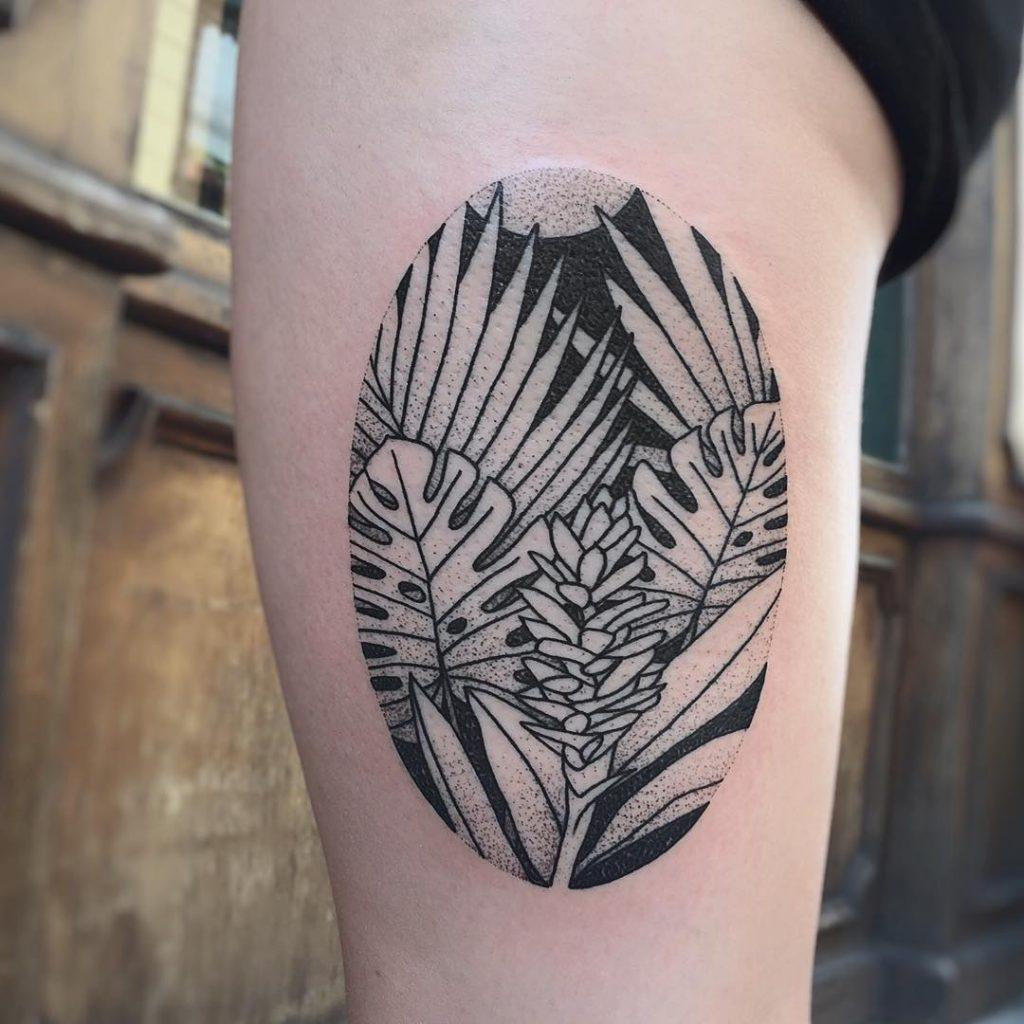 tatuajes en blanco y negro por Charley Gerardin (45)