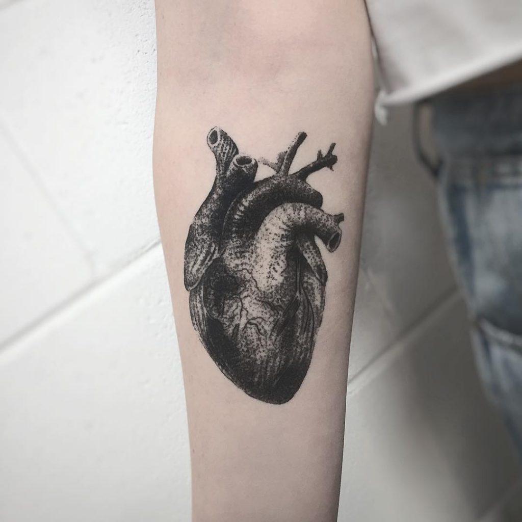 tatuajes en blanco y negro por Charley Gerardin (55)