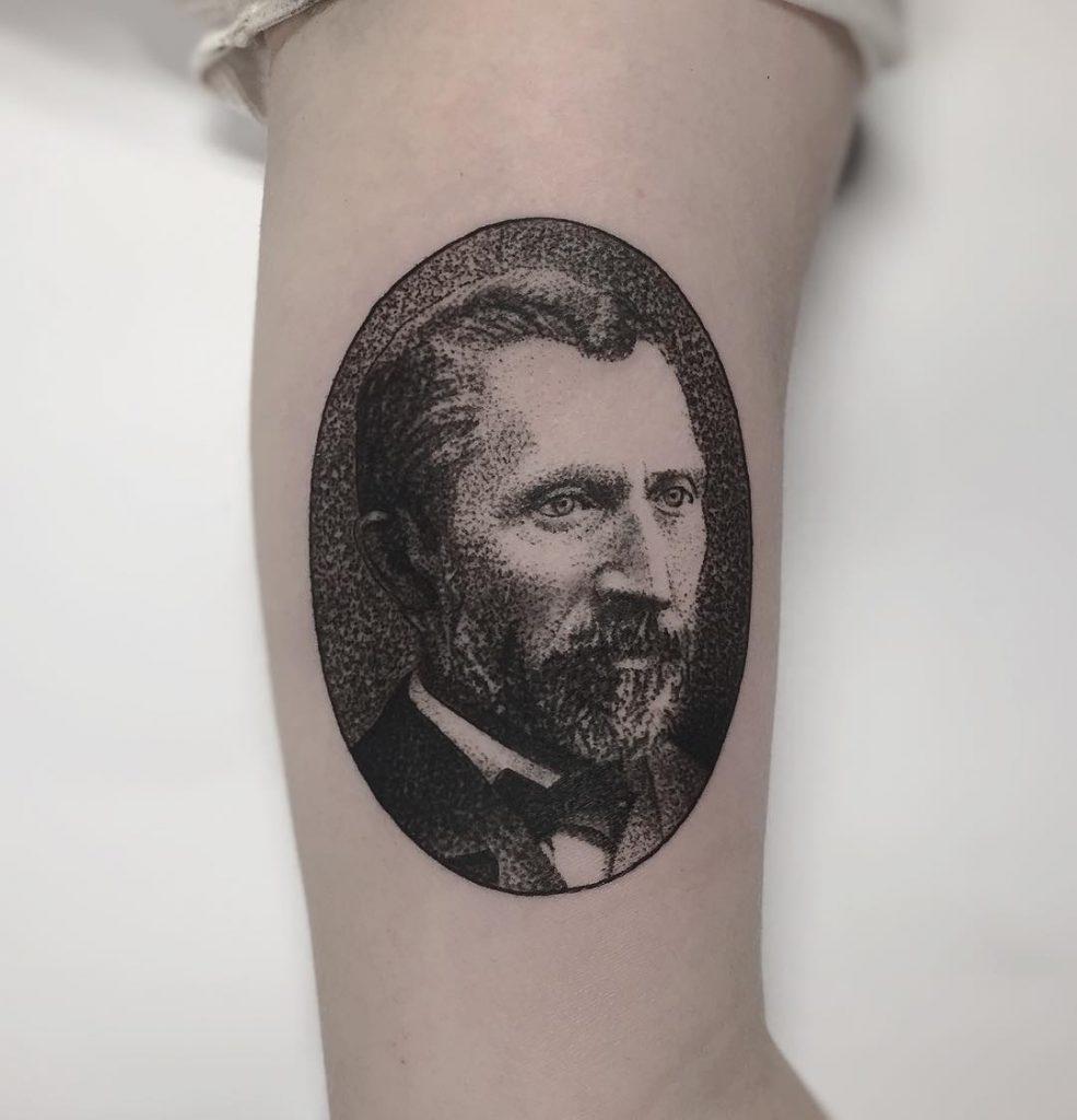 tatuajes en blanco y negro por Charley Gerardin (6)