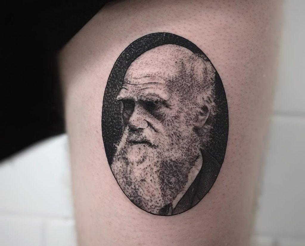 tatuajes en blanco y negro por Charley Gerardin (60)