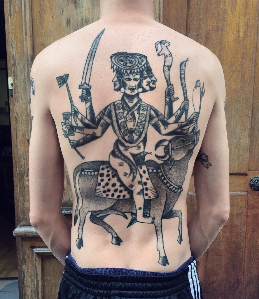 tatuajes en blanco y negro por Charley Gerardin (7)
