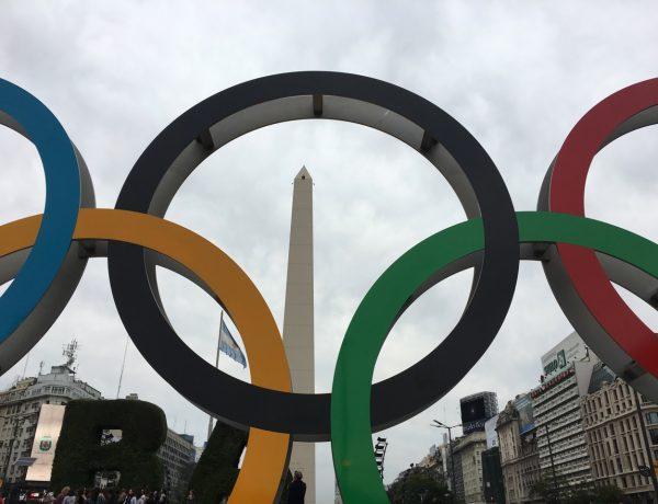 Fernando Poggio anillos olimpicos obelisco buenos aires (4)