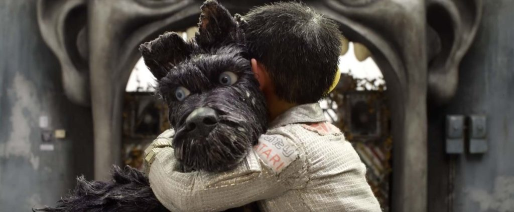 Isle of Dogs de Wes Anderson (2)