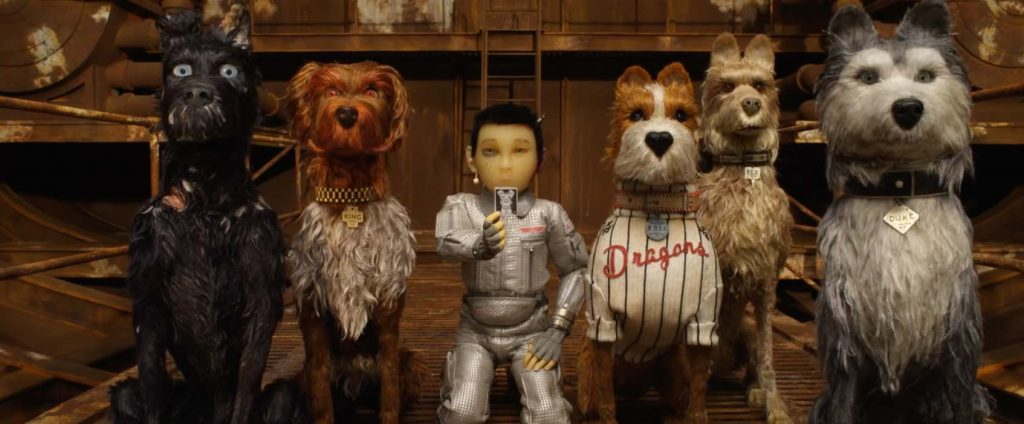 Isle of Dogs de Wes Anderson (7)