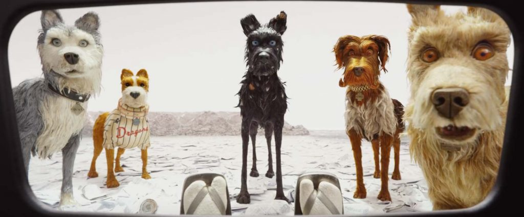 Isle of Dogs de Wes Anderson (8)