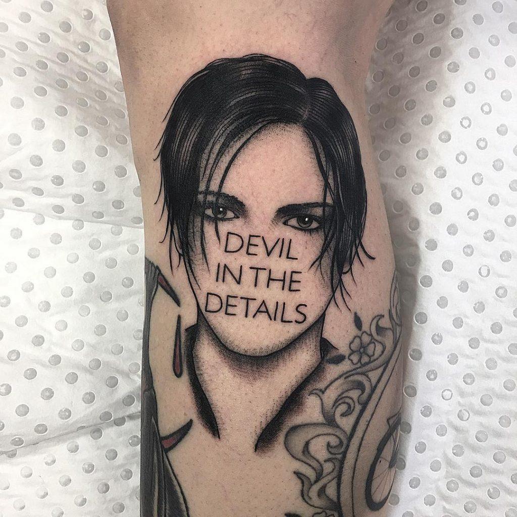 Jeremy D tatuajes cultura pop (10)