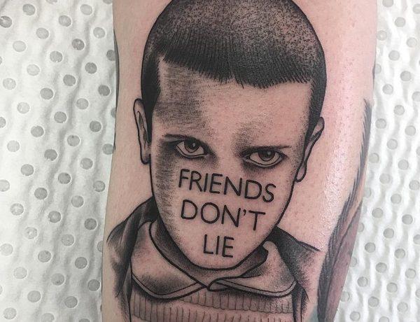 Jeremy D tatuajes cultura pop loqueva