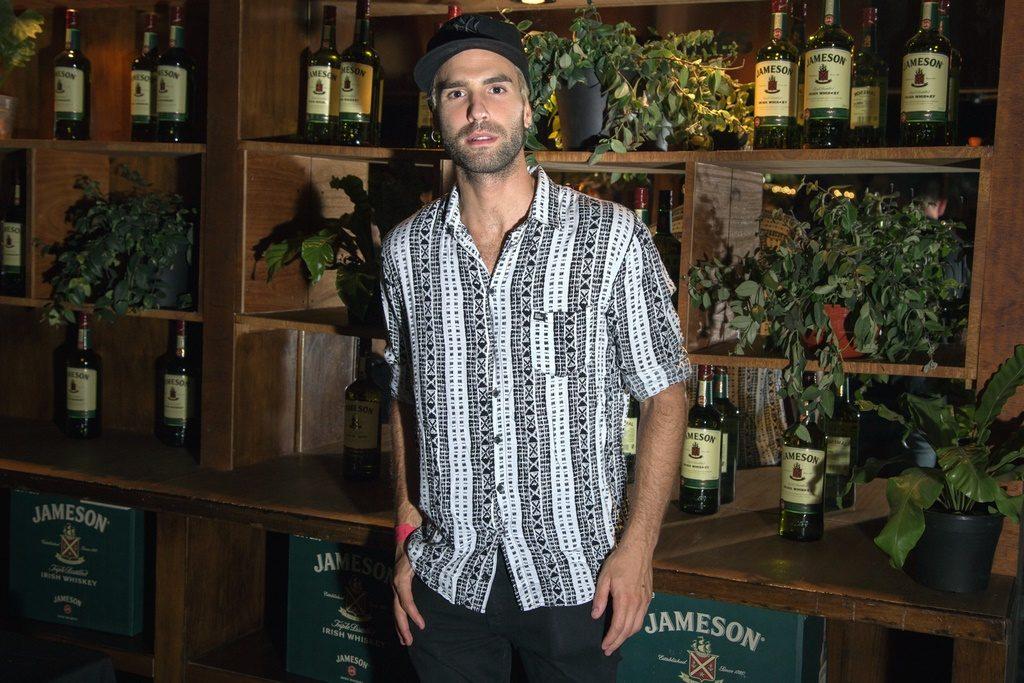 Nico Furtado Jameson Argentina #ViviDublin