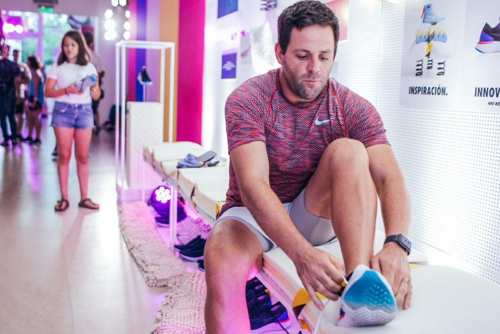 Nike abrió las puertas de su House of Go