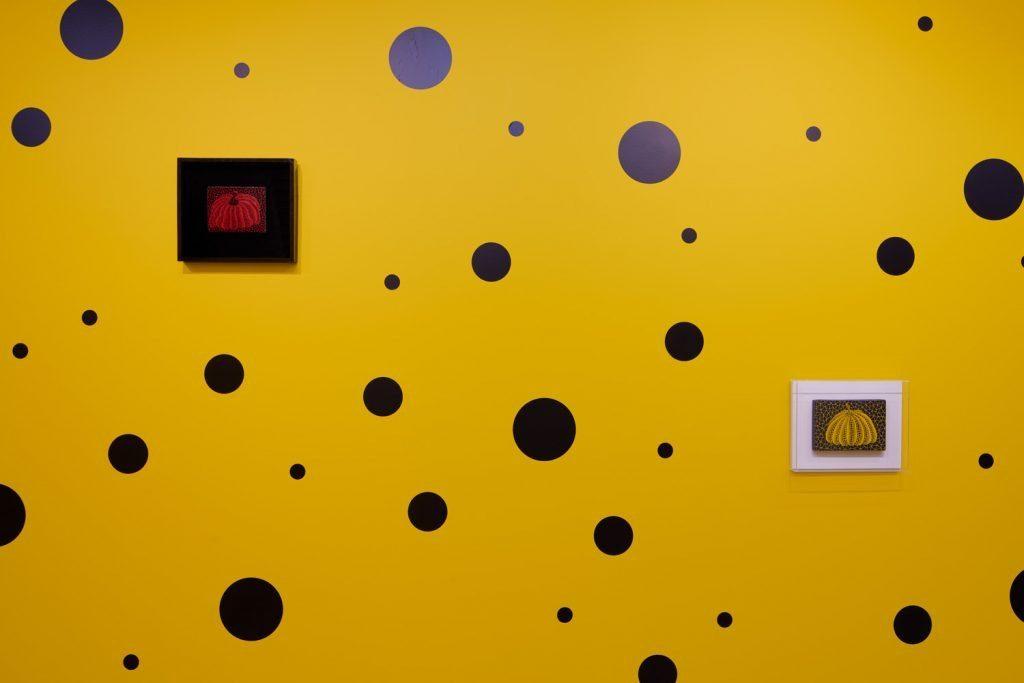 Nueva exhibición de Yayoi Kusama en Londres