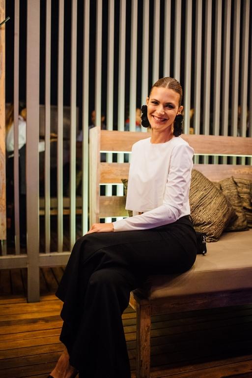 Pia Slapka en la apertura de CASASUR PILAR (2)