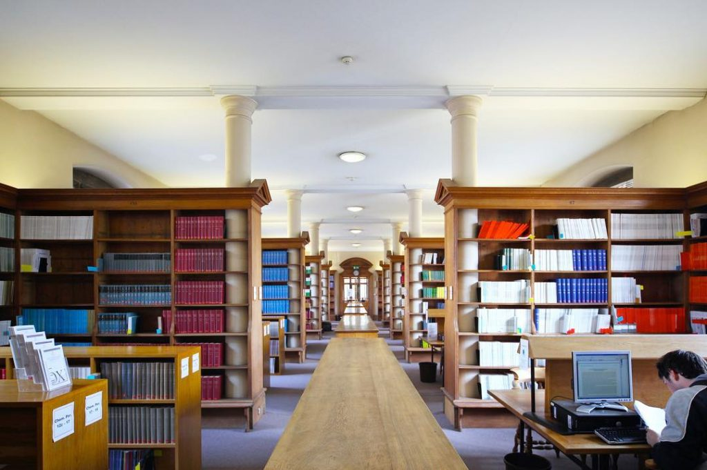Radcliffe Science Library, Bodleian Libraries, University of Oxford, England