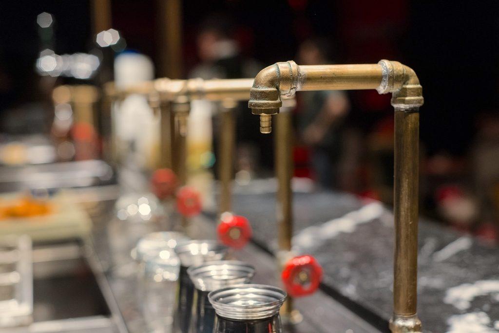 Santos_Vega_El primer draught bar de Argentina