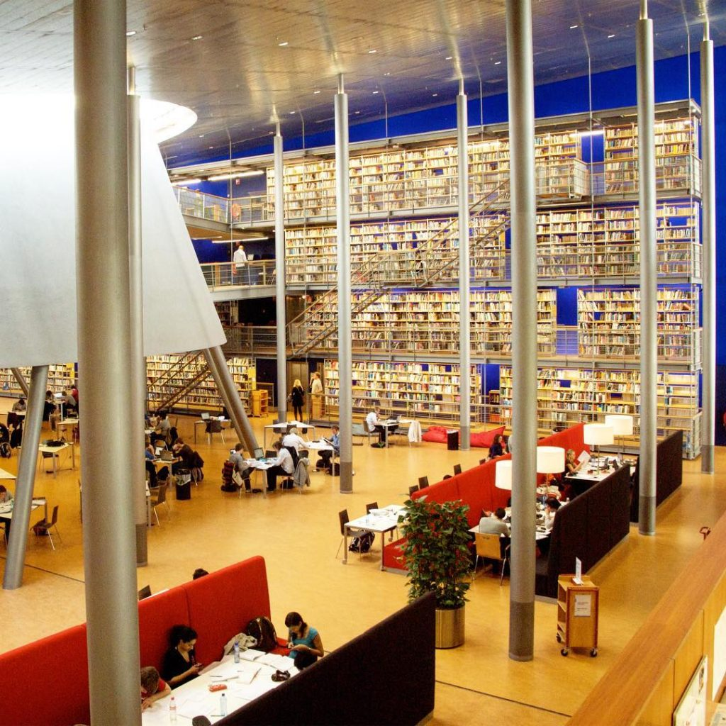 TU Delft Library, Netherlands