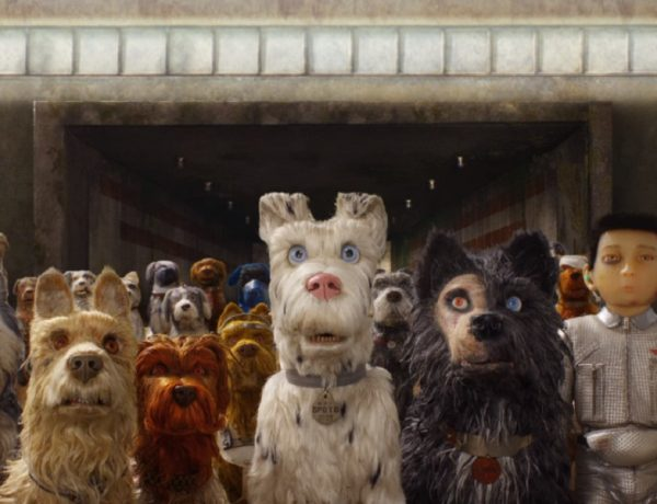 isle of dogs making of