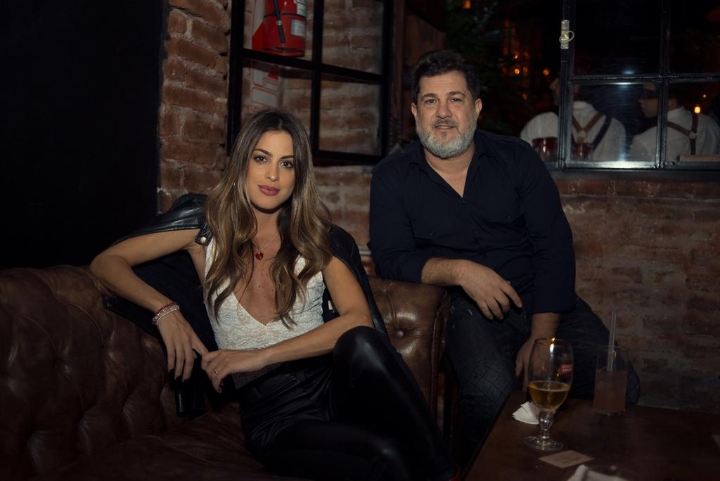 Agustina Casanova y Lautaro Mauro