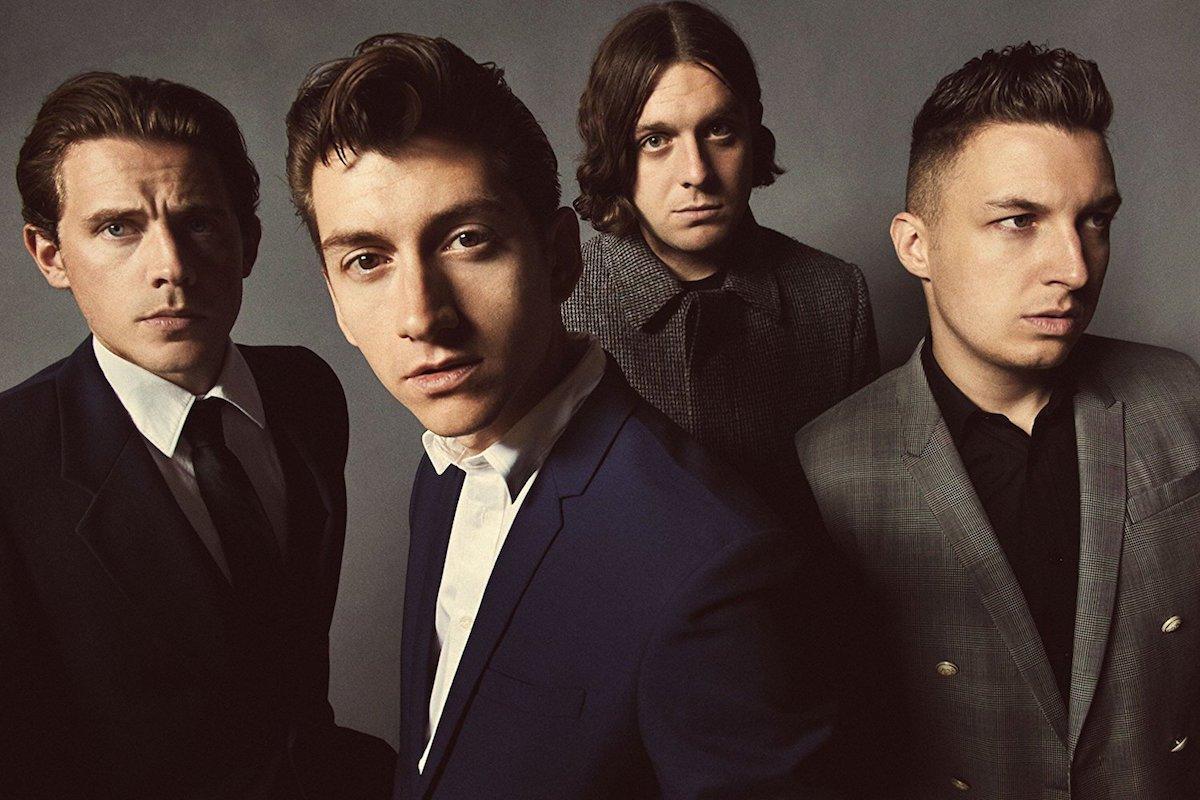 Arctic Monkeys loqueva (2)