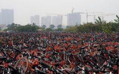 Cementerios bicicletas compartidas en china (1)