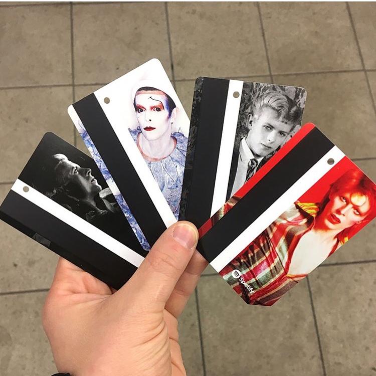 David Bowie invadió una estación de subte de Nueva York (3)