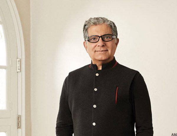 Deepak Chopra argentina