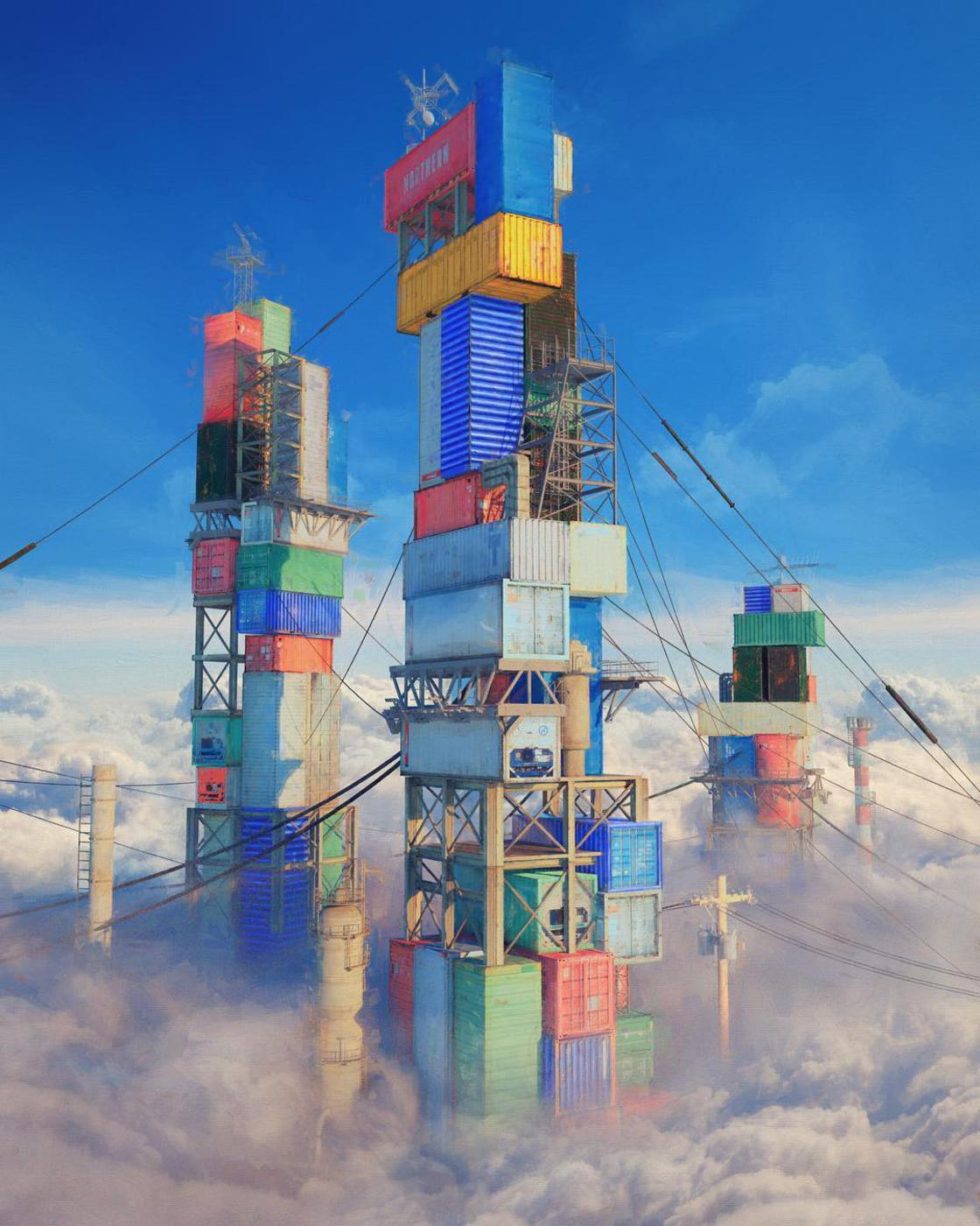 Fallen Giants Mike Winkelmann loqueva (7)