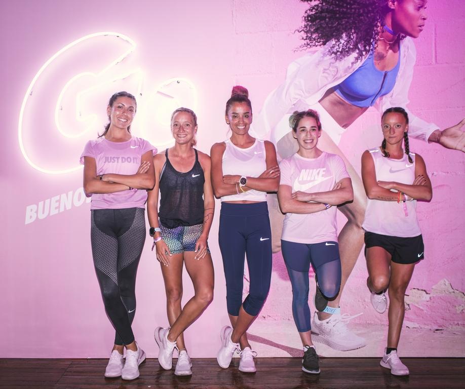 Las Nike React y un mega evento de running y música (1)