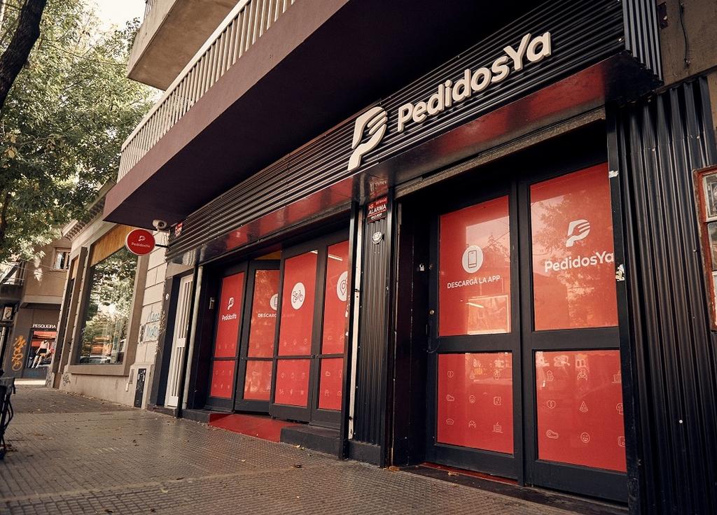 PedidosYa - Hub Palermo