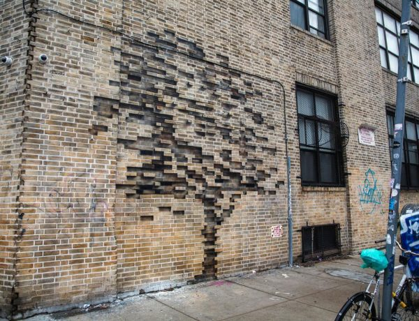 Pejac arte urbano nueva york street art new york