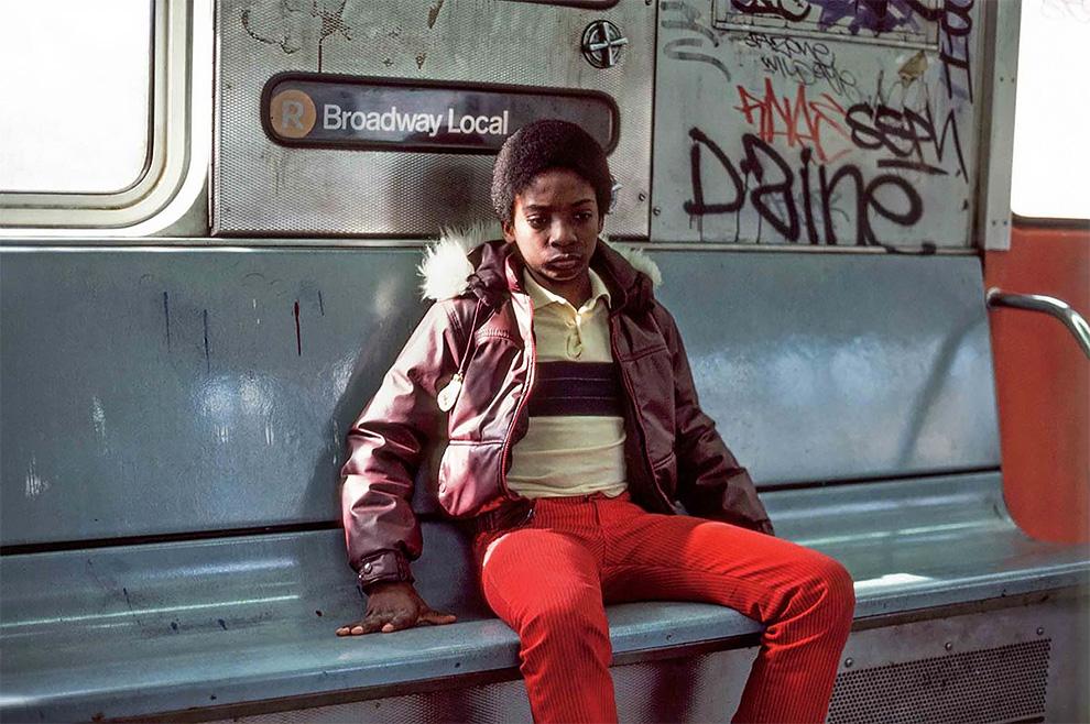 Los 80s en Nueva York en brutales fotos de Robert Herman