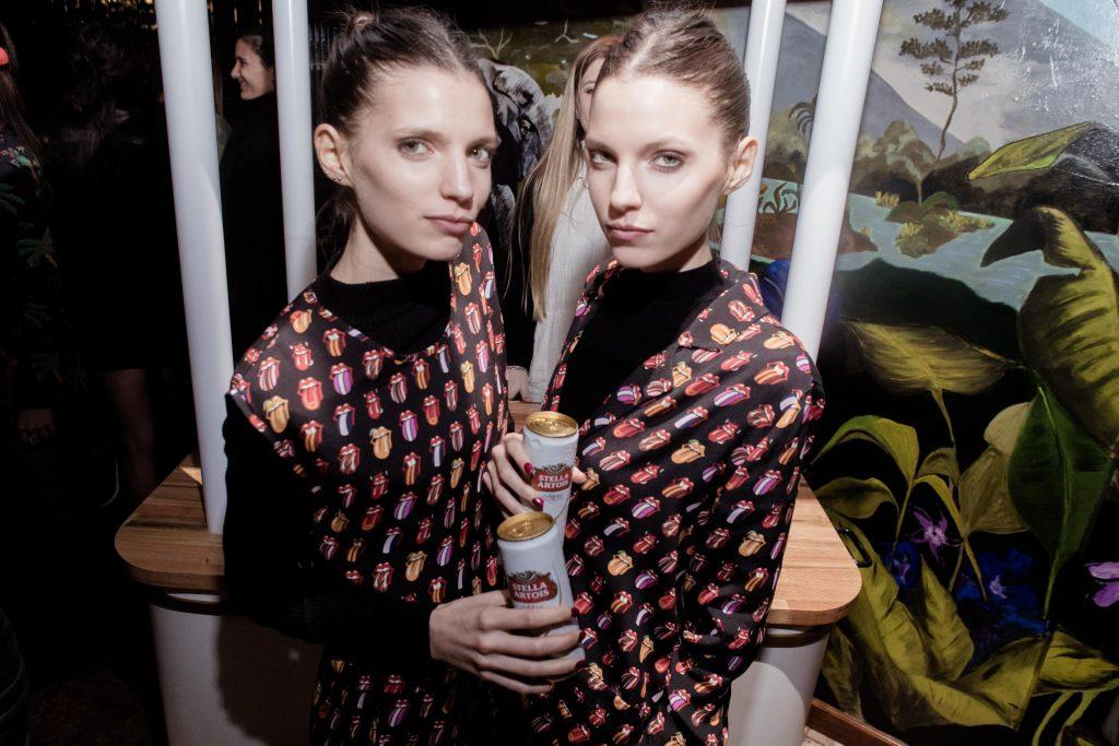 AYND party-en el marco Arteba con el apoyo de Stella Artois