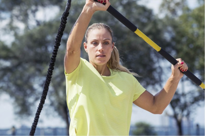 Angelique Kerber - adidas Climchill (2)