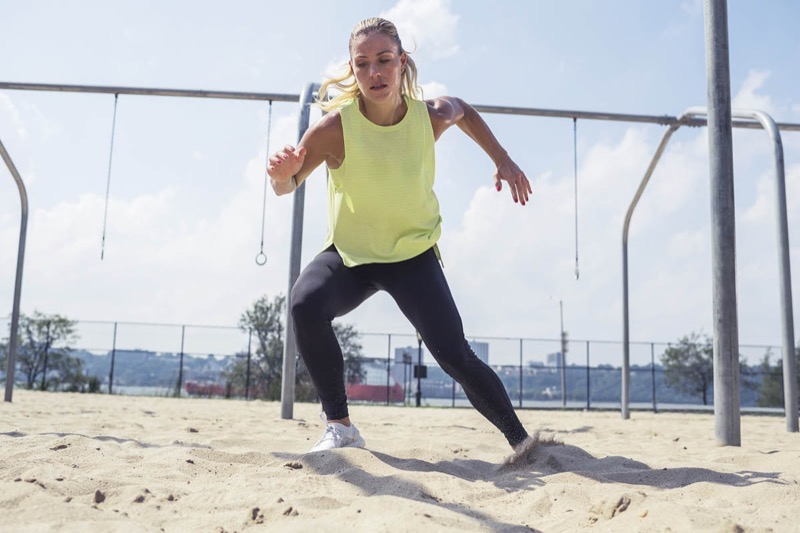 Angelique Kerber - adidas Climchill