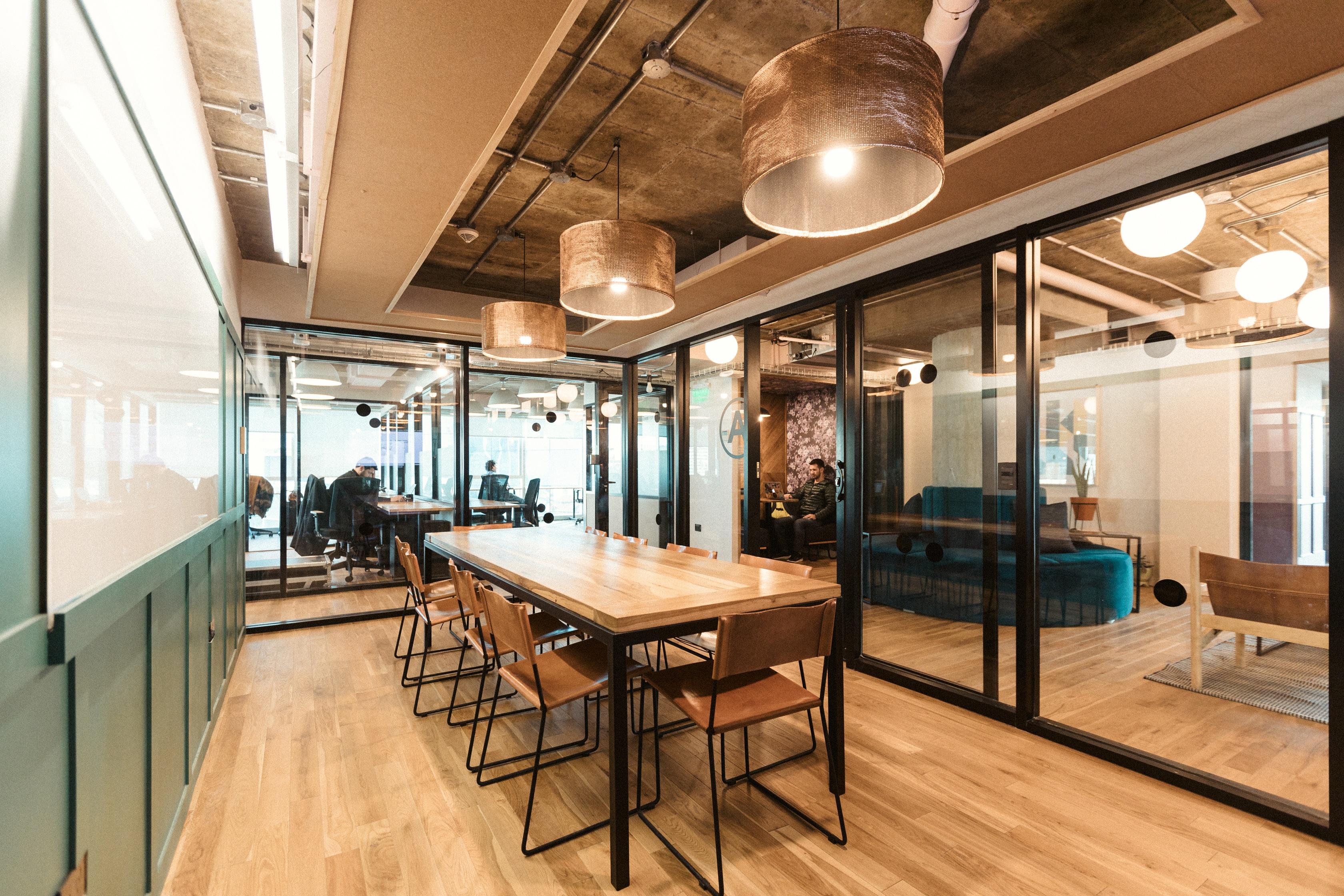 WeWork inauguró su nuevo edificio en Vicente López