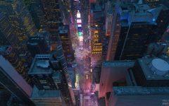 Un impresionante sobrevuelo 12K sobre Nueva York