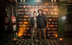Connie Dietrich y Cocho López Lanzamiento Chapelco 2018