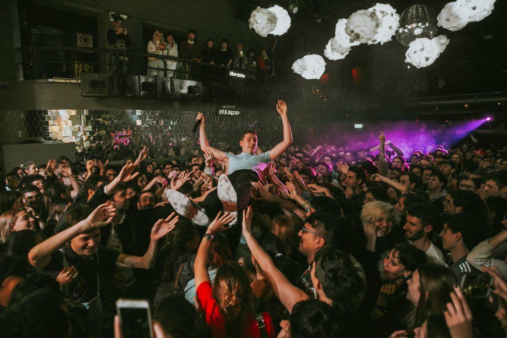 Louta Niceto Club Buenos Aires loqueva