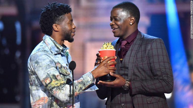 MTV Movie and TV awards 2018 (1)