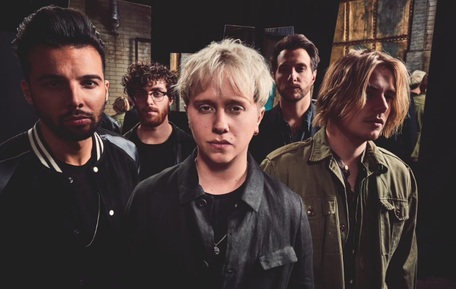 Nothing But Thieves en septiembre en Argentina (1)